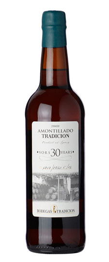 Tradicion VORS 30 Years Amontillado - Sherry