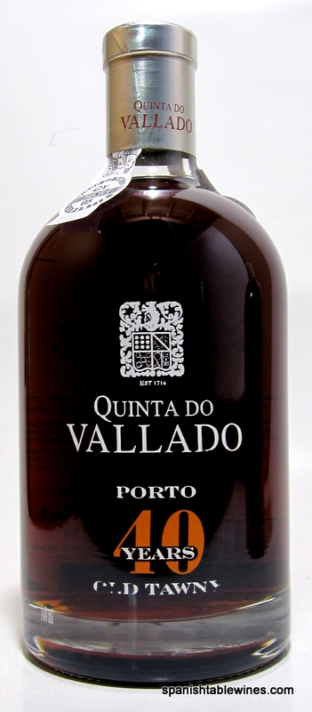 Old Tawny 40 years - Quinta do Vallado