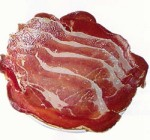 Jamon Iberico de Bellota: 4oz vacuum packed slices