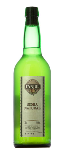 Fanjul Sidra Natural Asturiana - Hard Apple Cider