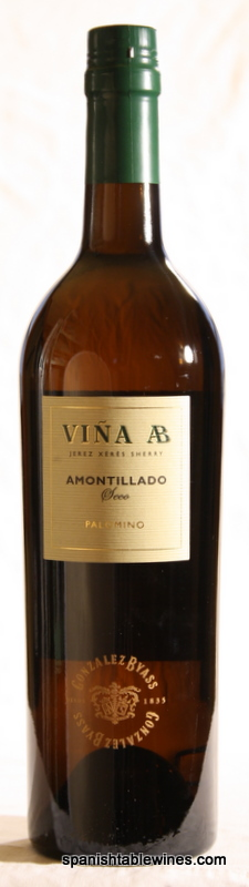 Gonzalez Byass AB Amontillado Sherry