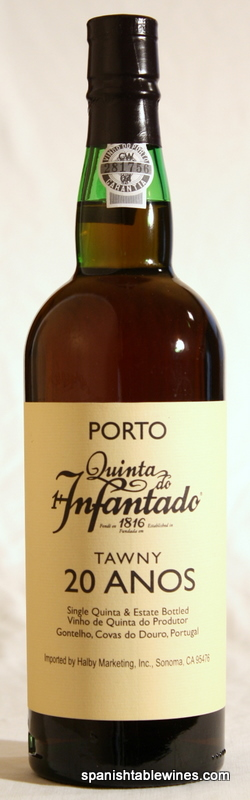 20 Year Tawny Port - Quinta do Infantado