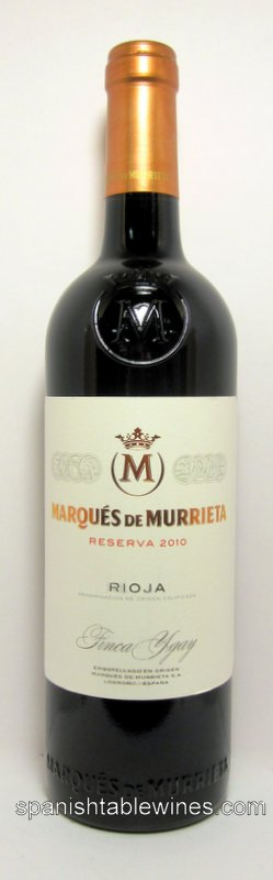 2013 Marques de Murrieta Reserva - Rioja